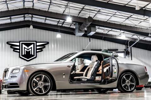 2016 Rolls-Royce Wraith for sale in Boerne, TX