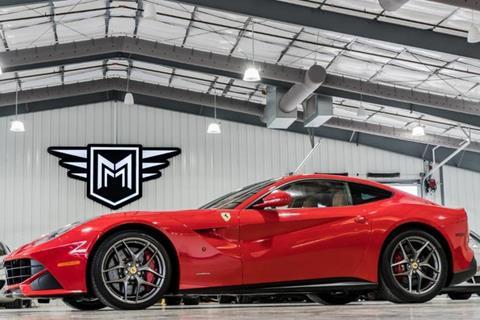 2017 Ferrari F12berlinetta for sale in Boerne, TX