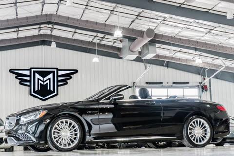 2017 Mercedes-Benz S-Class for sale in Boerne, TX