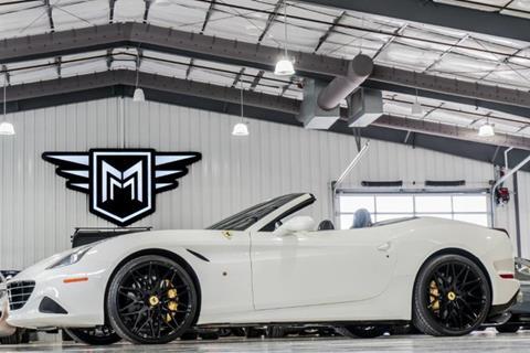 2016 Ferrari California T for sale in Boerne, TX