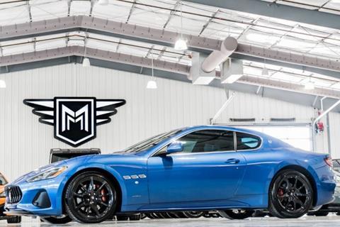 2018 Maserati GranTurismo for sale in Boerne, TX