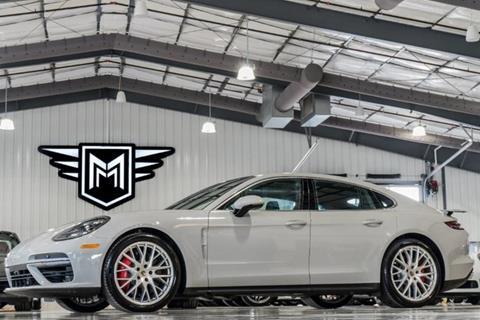 2018 Porsche Panamera for sale in Boerne, TX