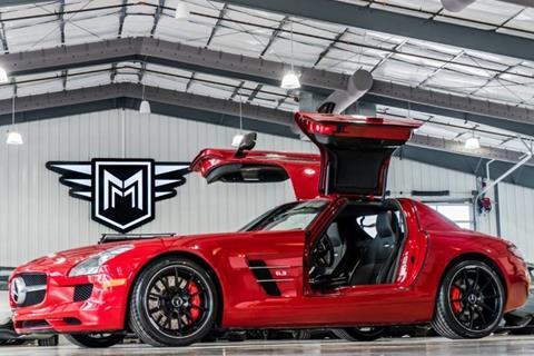 2012 Mercedes-Benz SLS AMG for sale in Boerne, TX