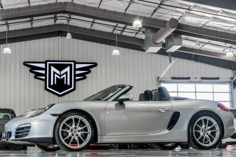 2014 Porsche Boxster for sale in Boerne, TX
