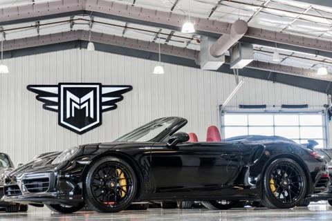 2019 Porsche 911 for sale in Boerne, TX