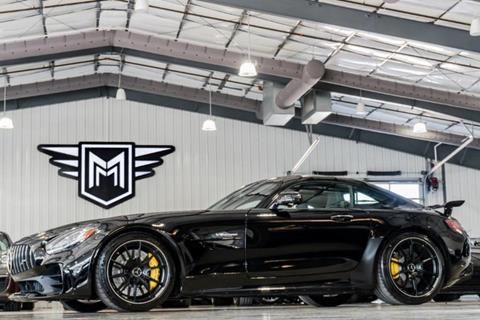 2018 Mercedes-Benz AMG GT for sale in Boerne, TX