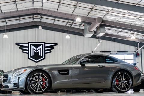 2016 Mercedes-Benz AMG GT for sale in Boerne, TX