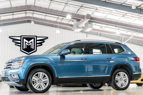 2019 Volkswagen Atlas for sale in Boerne, TX