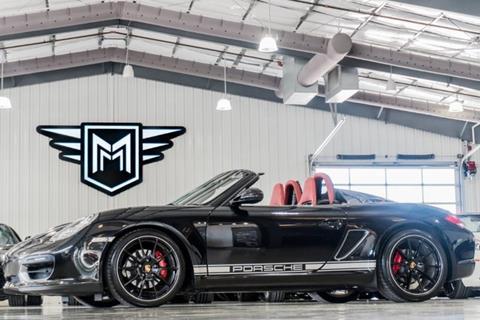 2011 Porsche Boxster for sale in Boerne, TX