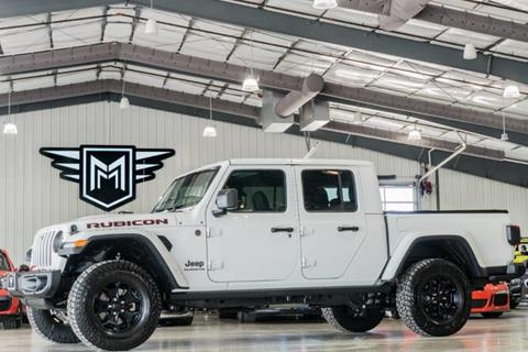 2020 Jeep Gladiator for sale in Boerne, TX