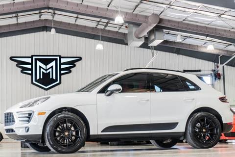 2015 Porsche Macan for sale in Boerne, TX