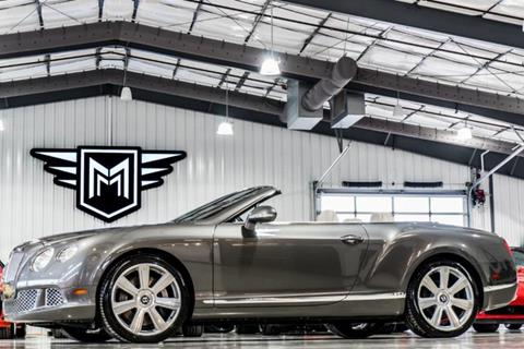2012 Bentley Continental for sale in Boerne, TX