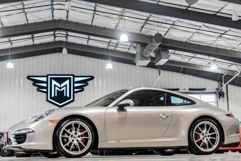 2013 Porsche 911 for sale in Boerne, TX