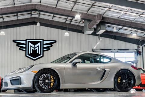 2016 Porsche Cayman for sale in Boerne, TX