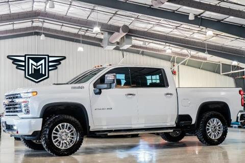 2020 Chevrolet Silverado 2500HD for sale in Boerne, TX