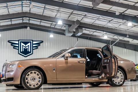 2016 Rolls-Royce Ghost for sale in Boerne, TX