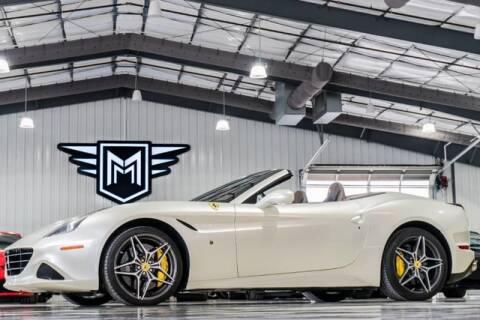 2015 Ferrari California T for sale at MARK MOTORS in Boerne TX