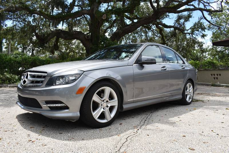 2011 Mercedes-Benz C-Class for sale at Advantage Auto Group Inc. in Daytona Beach FL