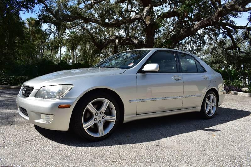 2002 Lexus IS 300 for sale at Advantage Auto Group Inc. in Daytona Beach FL