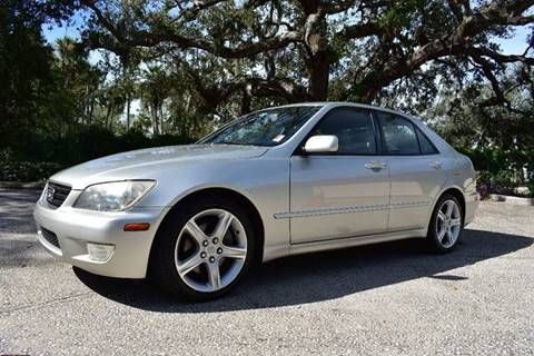 2002 Lexus IS 300 for sale at Advantage Auto Group Inc. in Daytona Beach FL