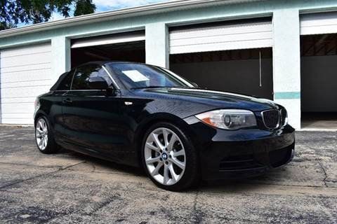 2012 BMW 1 Series for sale at Advantage Auto Group Inc. in Daytona Beach FL