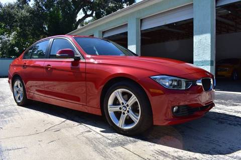 2015 BMW 3 Series for sale at Advantage Auto Group Inc. in Daytona Beach FL
