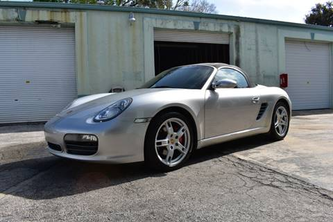 2005 Porsche Boxster for sale in Daytona Beach, FL