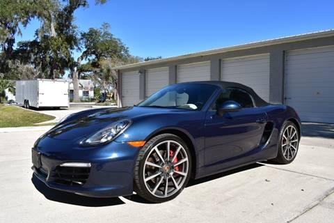 2013 Porsche Boxster S for sale at Advantage Auto Group Inc. in Daytona Beach FL