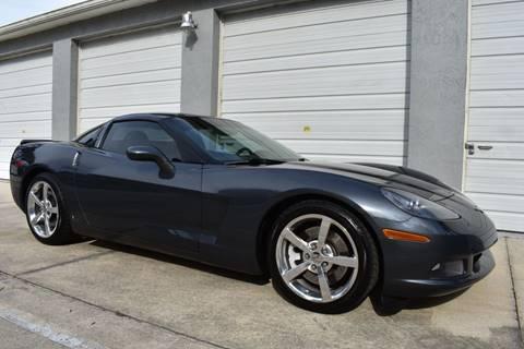 2009 Chevrolet Corvette for sale at Advantage Auto Group Inc. in Daytona Beach FL