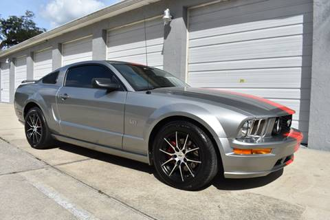 2008 Ford Mustang GT Premium for sale at Advantage Auto Group Inc. in Daytona Beach FL