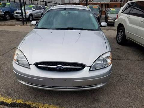 2001 Ford Taurus for sale in Ford Heights, IL