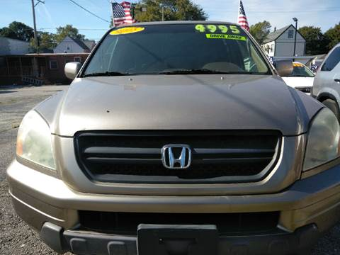 2005 Honda Pilot for sale in Ford Heights, IL