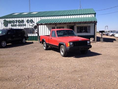 1991 Jeep Comanche for sale in Amarillo, TX