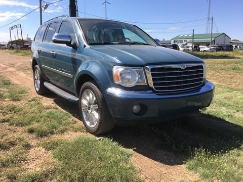 2009 Chrysler Aspen for sale in Amarillo, TX
