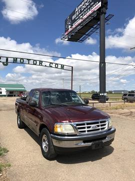 1997 Ford F-150 for sale in Amarillo, TX