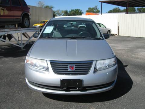 2007 Saturn Ion 2 for sale at Machs Auto Sales in Dallas TX