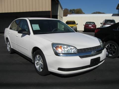 2004 Chevrolet Malibu LS for sale at Machs Auto Sales in Dallas TX