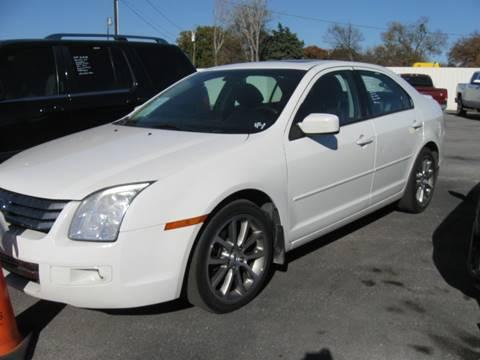 2009 Ford Fusion V6 SE for sale at Machs Auto Sales in Dallas TX