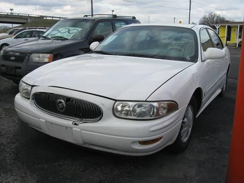 2002 Buick LeSabre Custom for sale at Machs Auto Sales in Dallas TX