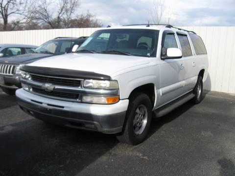2003 Chevrolet Suburban 1500 for sale at Machs Auto Sales in Dallas TX