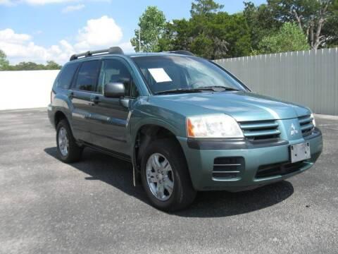 2004 Mitsubishi Endeavor LS for sale at Machs Auto Sales in Dallas TX