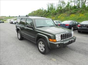 2007 Jeep Commander for sale in Elizabeth, PA