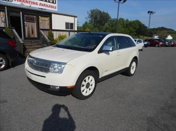 2007 Lincoln MKX for sale in Elizabeth, PA