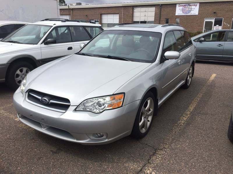 2006 Subaru Outback for sale at SUNSET AUTO in Denver CO