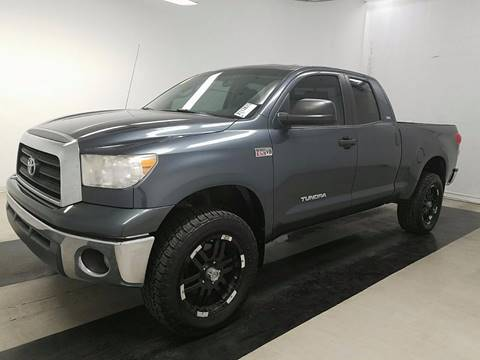 2009 Toyota Tundra for sale at SUNSET AUTO in Denver CO