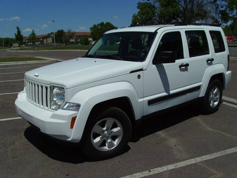 2012 Jeep Liberty for sale at SUNSET AUTO in Denver CO