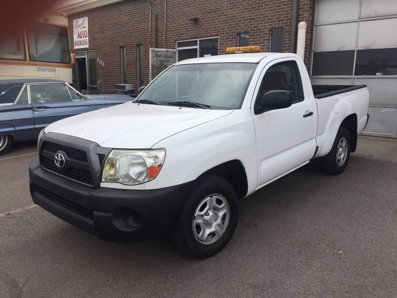 2011 Toyota Tacoma for sale at SUNSET AUTO in Denver CO