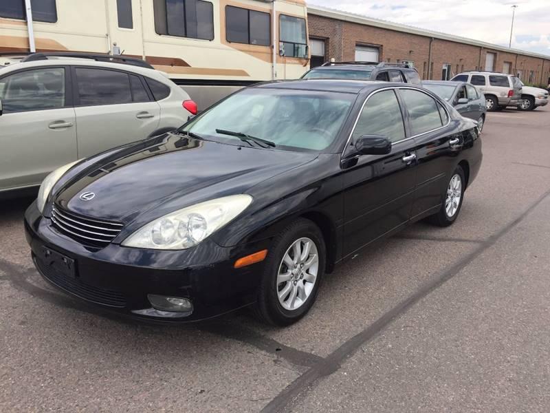 2004 Lexus ES 330 for sale at SUNSET AUTO in Denver CO