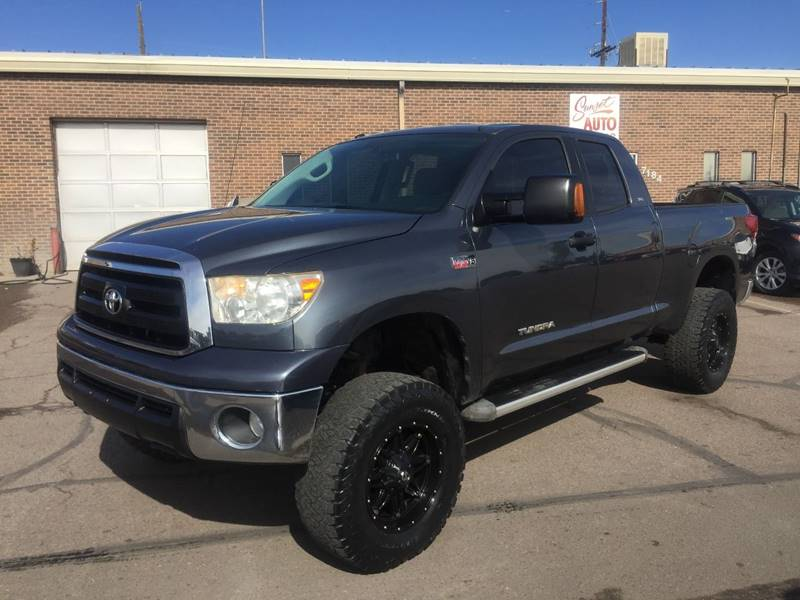 2010 toyota tundra grade in denver co sunset auto. Black Bedroom Furniture Sets. Home Design Ideas