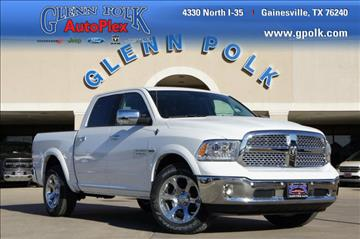 2017 RAM Ram Pickup 1500 for sale in Gainesville, TX